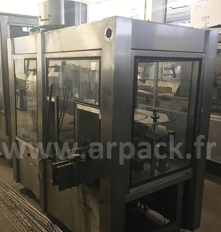 PET bottle's capper Arol 6000 bph