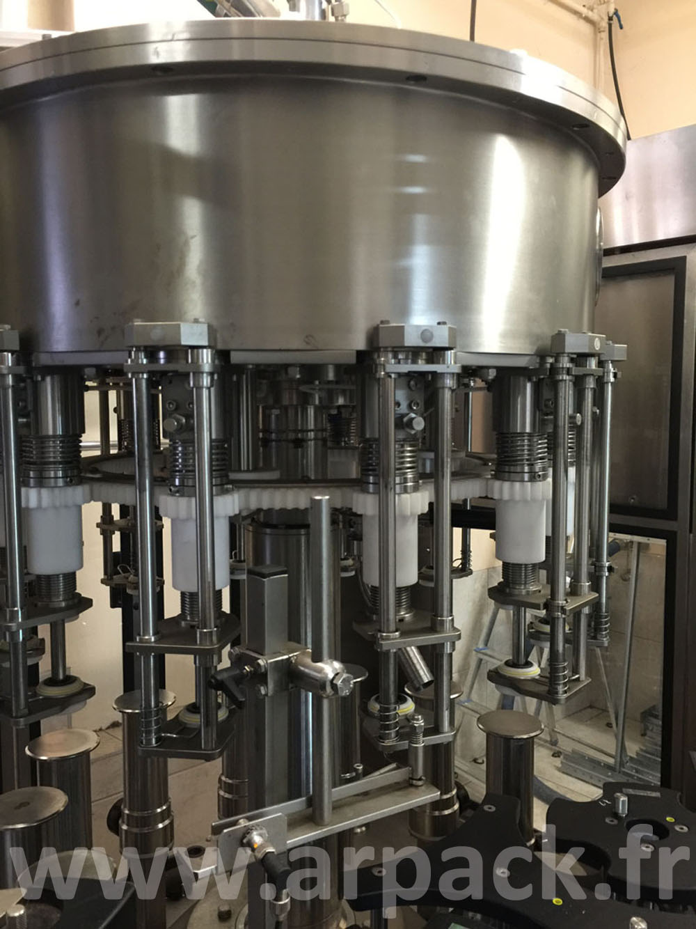Filling Capping monobloc MBF