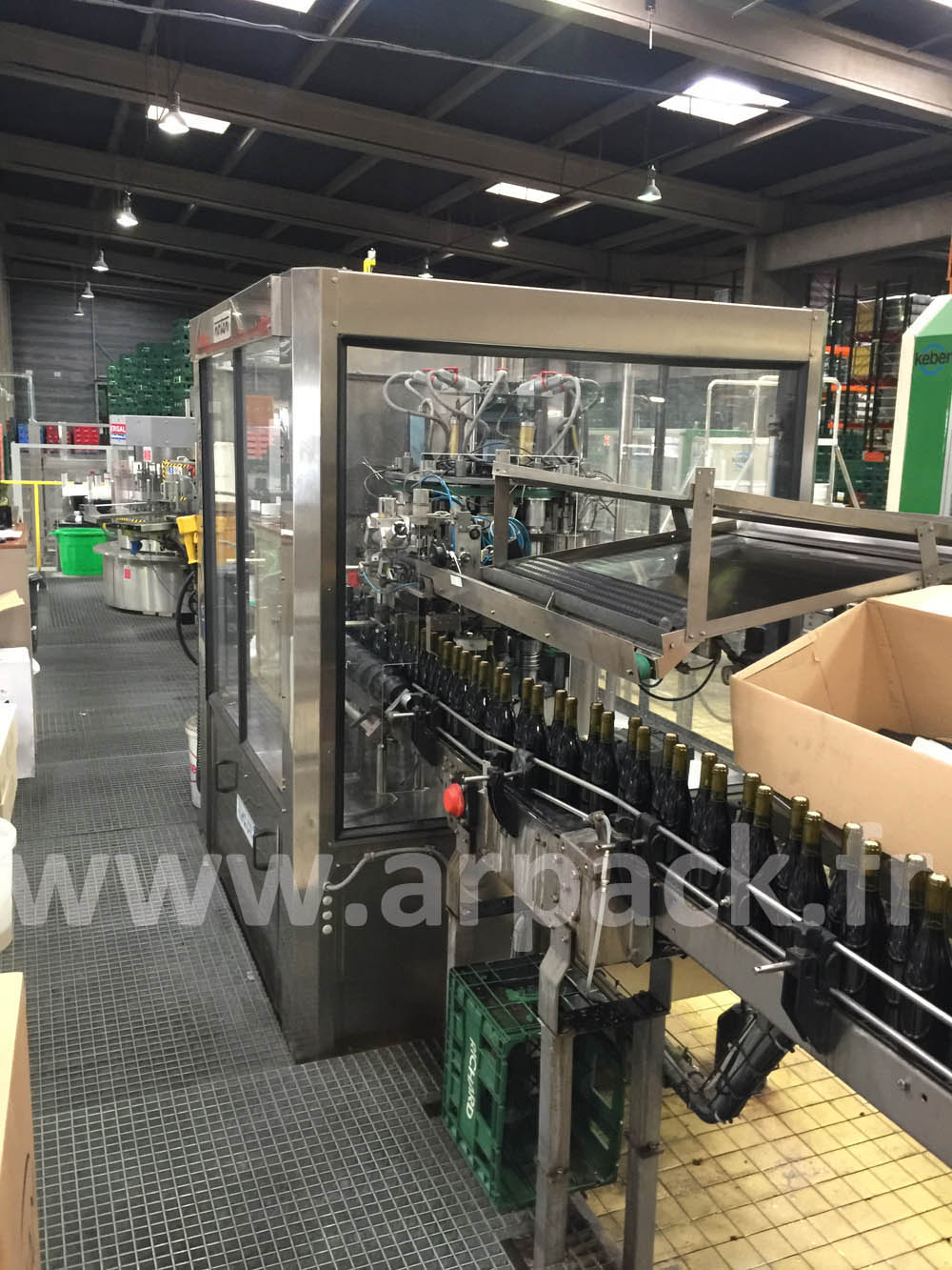 Capsuling machine Nortan