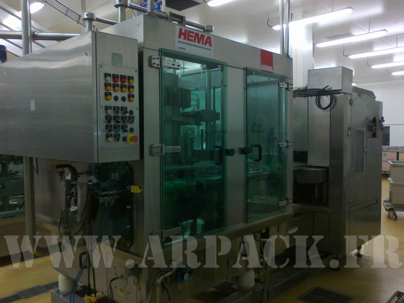 Canning production line