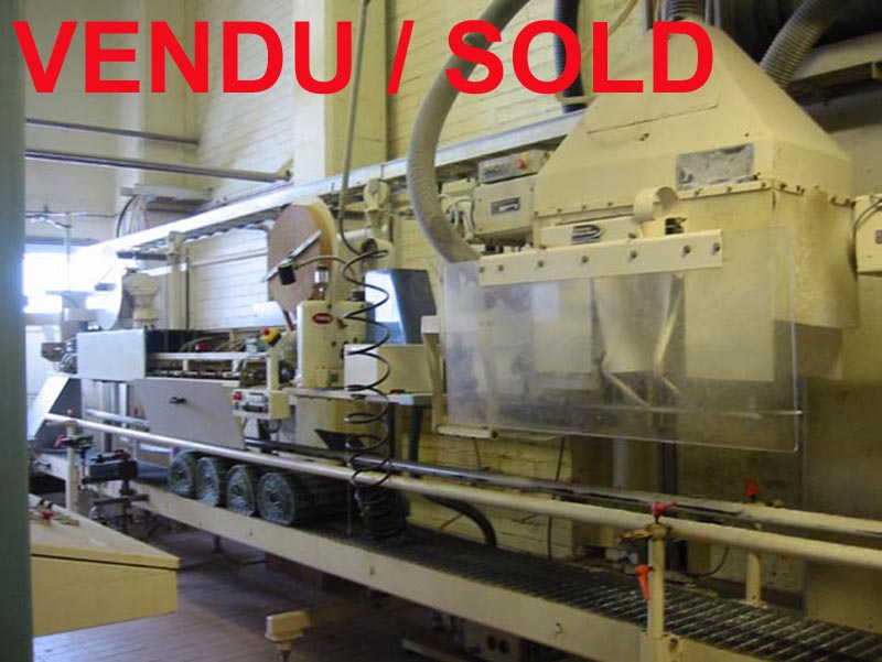 Used bagging line