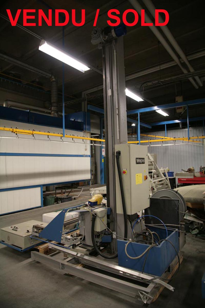 Used automatic binding unit